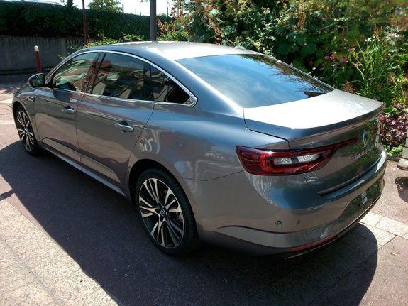 Mandataire auto Beauvais Picardie Renault Talisman Initiale Paris Tce Dci Edc