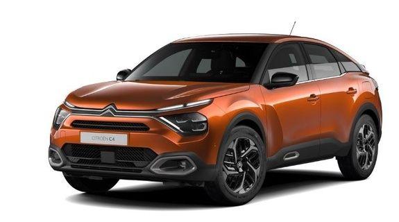 Mandataire auto Beauvais Haut De France Citroën C4 eC4 Feel Feel Pack Shine Puretech Hdi