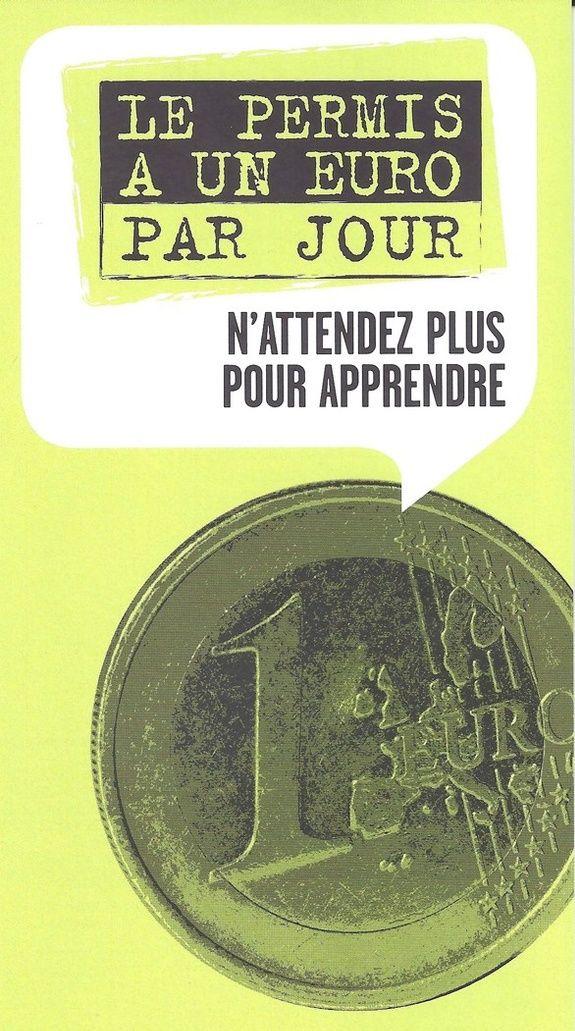 Le Permis à 1 €