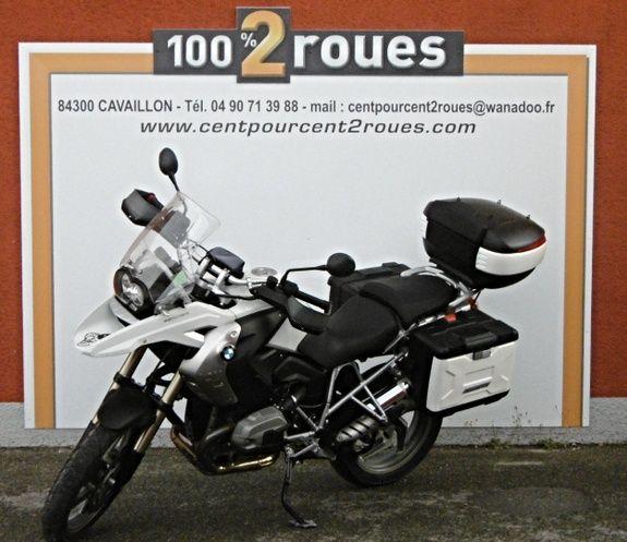 BMW R 1200 GHS