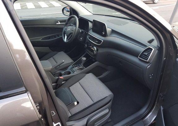 Mandataire auto Beauvais Picardie Hyundai Tucson Feel TGdi Crdi Dct
