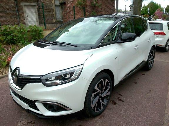 Mandataire auto Beauvais Picardie Renault Scenic Bose Edition 1.3 Tce 140cv - 1.7 Bluedci 120cv 150cv