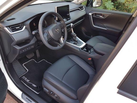 Mandataire auto Beauvais Haut De France Picardie Toyota Rav4 Luxury Lounge 2.5 Hybrid e-CVT 218cv-221cv