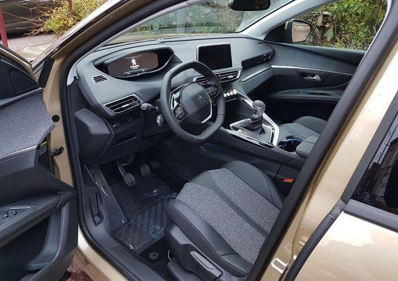 Mandataire auto Beauvais Picardie Peugeot 5008 Allure 1.2 Puretech 130cv