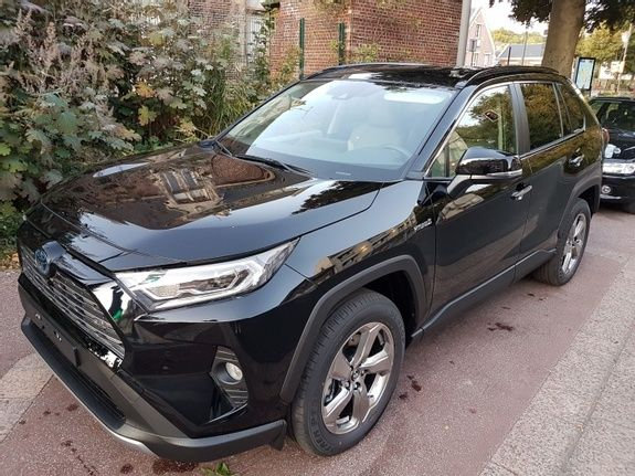 Mandataire auto Beauvais Picardie Toyota Rav4 Hybrid Luxury 2.5 e-cVT 218cv 7