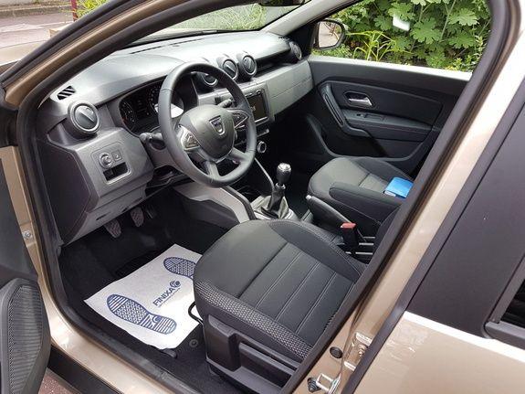 Mandataire Auto Beauvais Haut De France Picardie Dacia Duster Prestige Tce Dci Import Europ Auto Beauvais