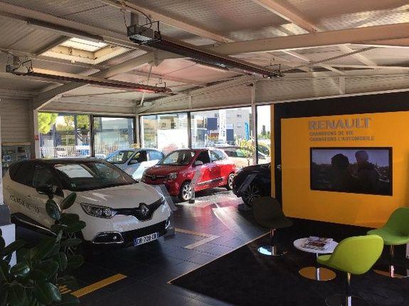 Renault La Ciotat Auto Challenge RS Saint cyr sur mer Cassis Bandol Aubagne Marseille