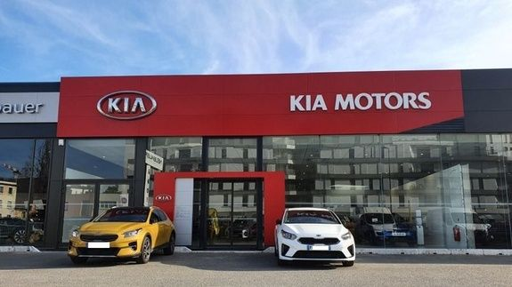 Votre concession KIA SAINT-DENIS