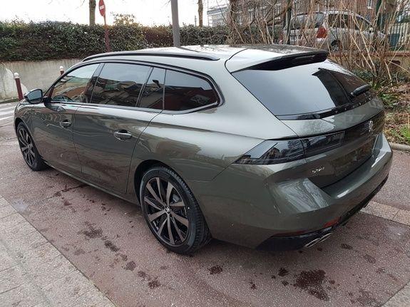 Mandataire auto Beauvais Picardie Peugeot 508 Sw Gtline Puretech Hdi
