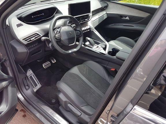 Mandataire auto Beauvais Haut De France Peugeot 3008 Gt 1.2 Puretech 130cv 3