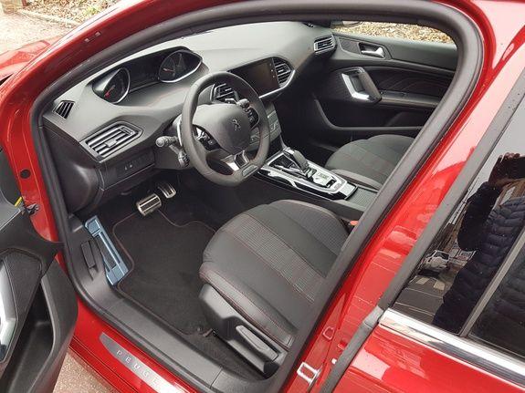 Peugeot 308 Gtline Puretech Beauvais Picardie Import-Autos Mandataire