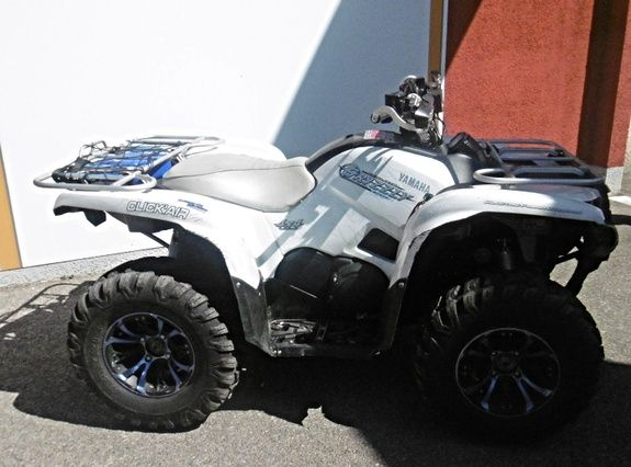 yamaha grizzly quad occasion vente 700cc