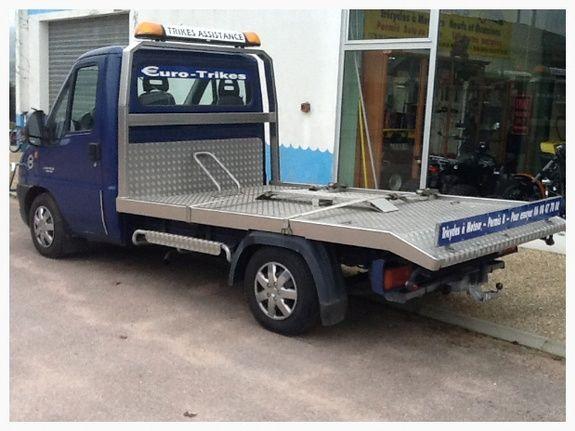 revision rikes service apres vente camion plateau