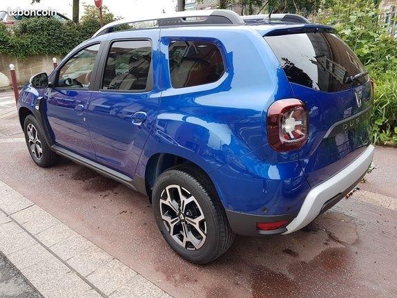 Mandataire auto Beauvais Haut De France Dacia Duster Prestige 1.5 Bluedci 115cv 4