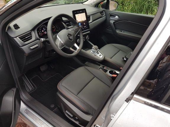 Mandataire auto Haut De France Renault Captur Initiale Paris Tce Dci Edc 3