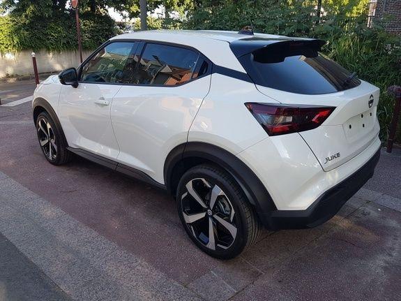 Mandataire auto Beauvais Haut De France Nissan Juke NconnectA 1.0 Digt 117cv