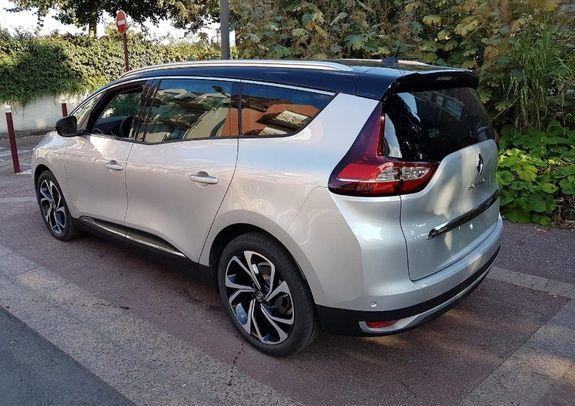 Mandataire auto Beauvais Haut De France Renault Grand Scenic Bose 1.7 Bluedci 150cv Edc