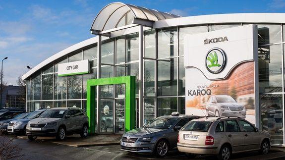 Concessionnaire Skoda en Ile-de-France