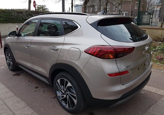 Mandataire auto Beauvais Picardie Hyundai Tucson Shine Executive Tgdi Crdi Dct