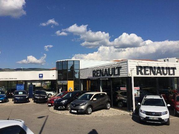 Renault la Ciotat Ceyreste Auto Challenge Saint Cyr sur mer Cassis Bandol Aubagne RS