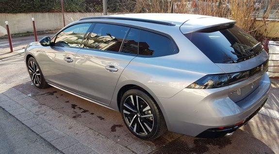 Mandataire auto Beauvais Picardie Peugeot 508 Sw Gt Puretech Hdi Eat8