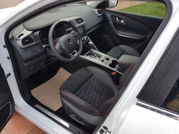 Mandataire auto Beauvais Picardie Renault Kadjar Black Edition Energy 1.3 Tce 140cv-1.3 Tce 140cv Edc-1.3 Tce 160cv Edc
