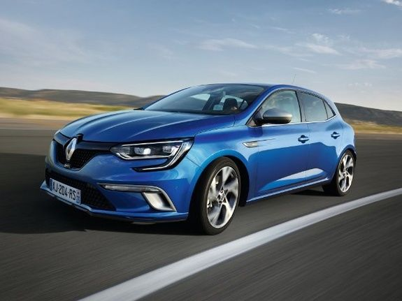 Auto Challenge Renault la ciotat Megane 2016