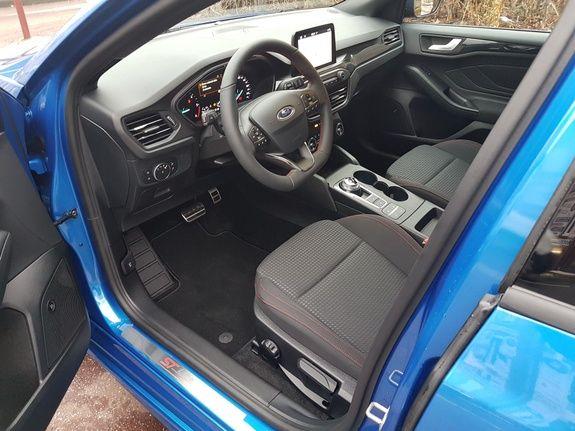 Mandataire auto Beauvais Picardie Ford Focus Stline Ecoboost Bluedci 3