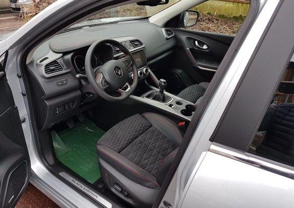 Mandataire auto Beauvais Picardie Renault Kadjar Black Edition Energy Tce Dci Edc