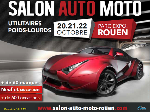 Salon Auto-Moto 2017