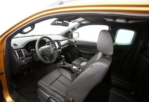 Mandataire auto Beauvais Haut De France Ford Ranger Super Cab Wildtrack 2.0 Ecoblue 213cv 17