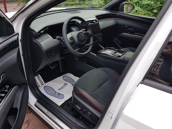 Mandataire auto Beauvais Haut De France Hyundai Tucson Nline 1.6 Tgdi 265cv Auto 4X4 15