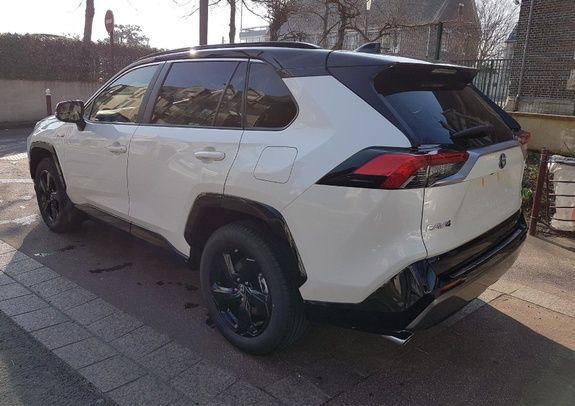 Toyota Rav4 Hybrid 2.5 e-Cvt 218cv Beauvais Picardie Import-Autos Mandataire