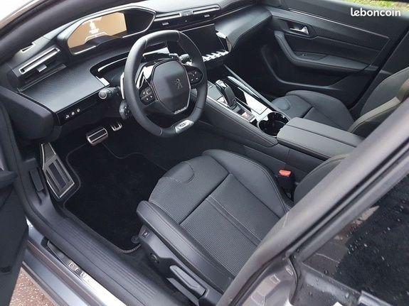 Mandataire auto Beauvais Haut De France Peugeot 508 Gt 1.5 Bluehdi 130cv Eat8 3