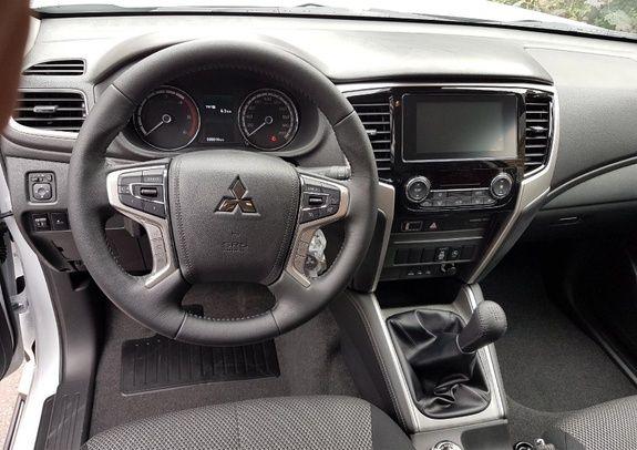 Mandataire auto Beauvais Picardie Mitsubishi L200 Intens 2.2 Did 150cv 4x4 Double Cabine