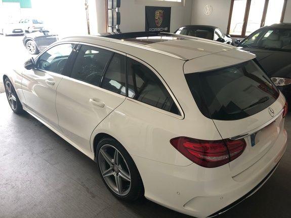 Annonce Mercedes Classe C Iv Sw 220 7g Tronic Fascination Aoc