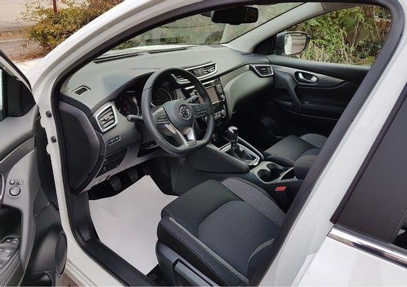 Mandataire auto Beauvais Picardie Nissan Qashqai Nconnecta 6