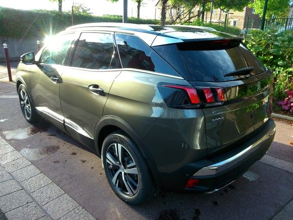 Mandataire auto Beauvais Picardie Peugeot 3008 Gtline Puretech Hdi Eat8