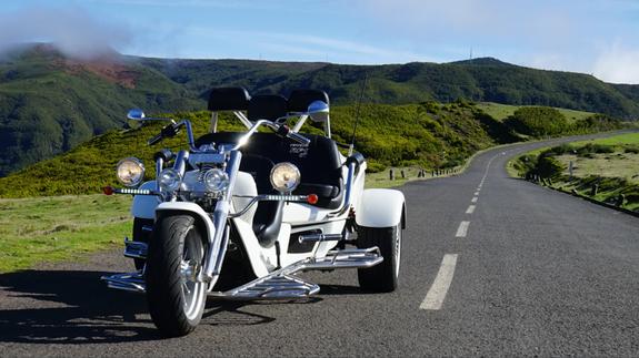 Trike Rewaco blanc