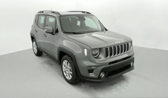 Mandataire auto Beauvais Haut De France Jeep Renegade