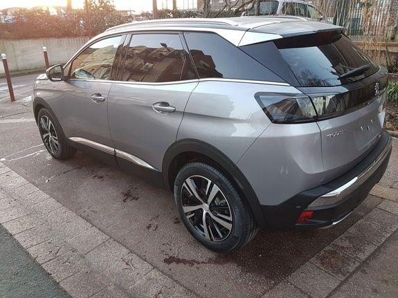 Mandataire auto Beauvais Haut De France Peugeot 3008 Gt 1.5 Bluehdi 130cv Eat8 2