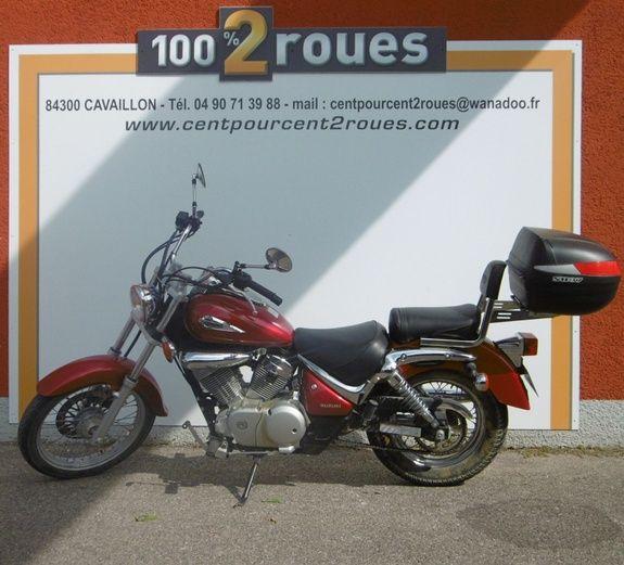 Moto 125 intruder
