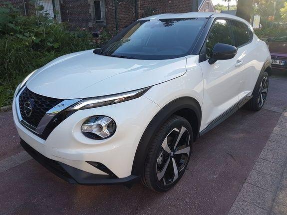 Mandataire auto Beauvais Picardie Nissan Juke NconnectA 1.0 Digt 117cv