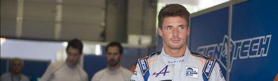Auto Challenge Nelson Panciatici WEC Alpine Signature LMP2 Bahrein