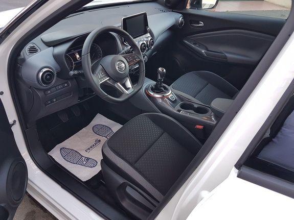 Mandataire auto Beauvais Picardie Nissan Juke NconnectA 1.0 Digt 117cv 2