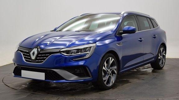 Mandataire auto Beauvais Haut De France Renault Megane Estate Rsline 1.5 Bluedci 115cv Edc 4