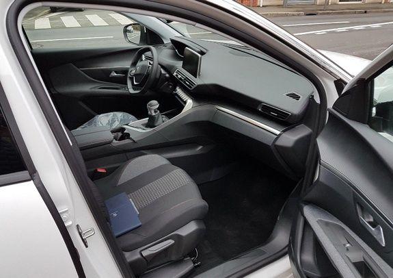 Mandataire auto Beauvais Picardie Peugeot 3008 Active Puretech Hdi Eat8