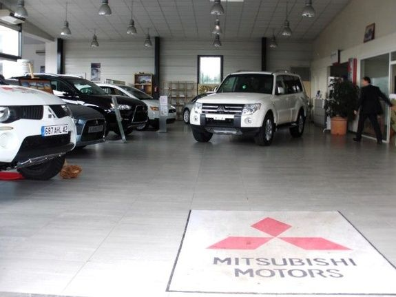 Showroom Mitsubishi Roanne 42