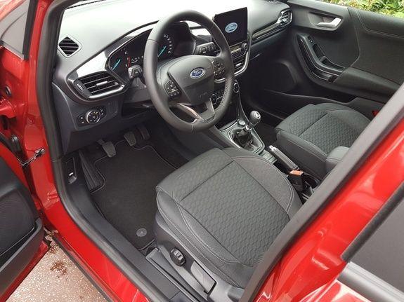 Mandataire auto Beauvais Haut De France Ford Puma Titanium Ecoboost Ecoblue 3