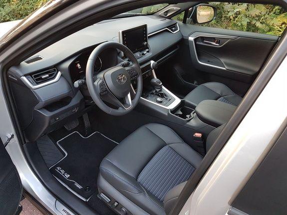Mandataire auto Beauvais Picardie Toyota Rav4 Hybrid Feel Collection 2.5 e-Cvt 218cv 3
